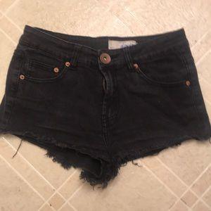Nordstrom BP size 4 black shorts